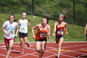 Middle School Track and Field Records