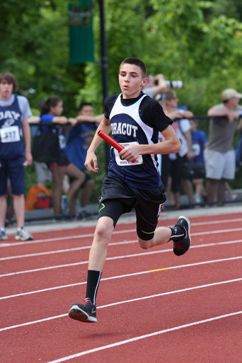 Massachusetts Middle School Track Records