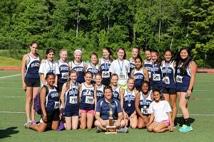 MA Track and Field Trophy Winners - Dracut