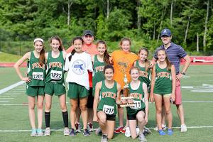 MA Track and Field Trophy Winners - Pike