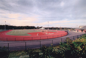 Clinton High School Track