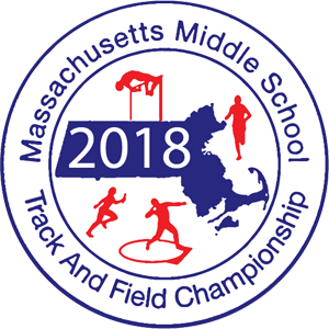 2018 Mass Track and Field Logo