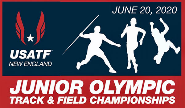 USATF Junior Olympic Track & Field logo